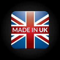 Manufactured in the United Kingdom
