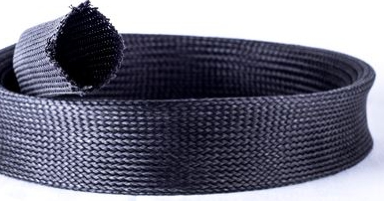 Glass Braided Silicone Sleeving SD550